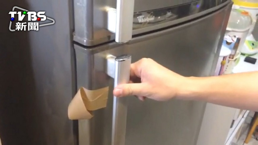 開冰箱先撕膠帶! 進口家電維修「找嘸人」