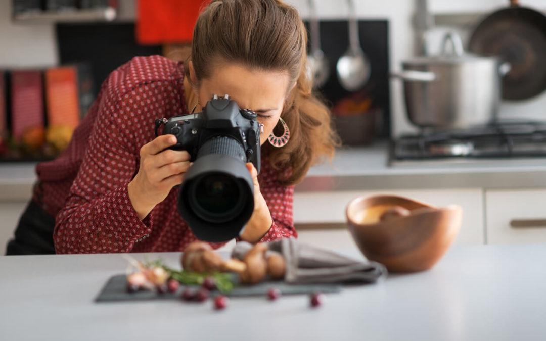 如何運用 食物攝影 ,讓你的好手藝看起更加誘人!