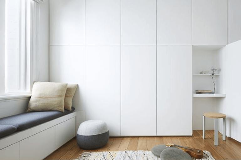 系統家具 規劃,讓小空間也能有不可思議的完美收納!