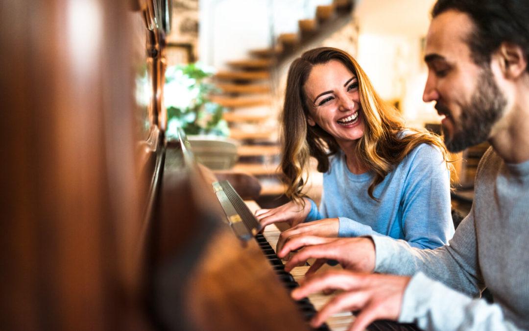 塵封的音樂夢。三十歲,開始我人生的第一堂鋼琴課