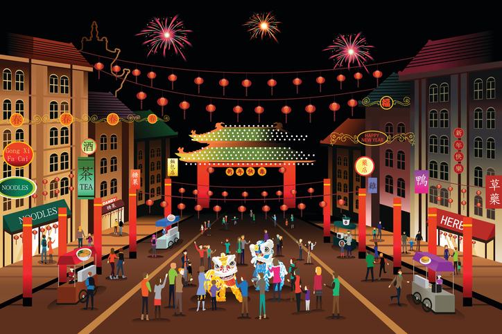 利用簡單的生活英語,讓你輕鬆介紹中國農曆新年