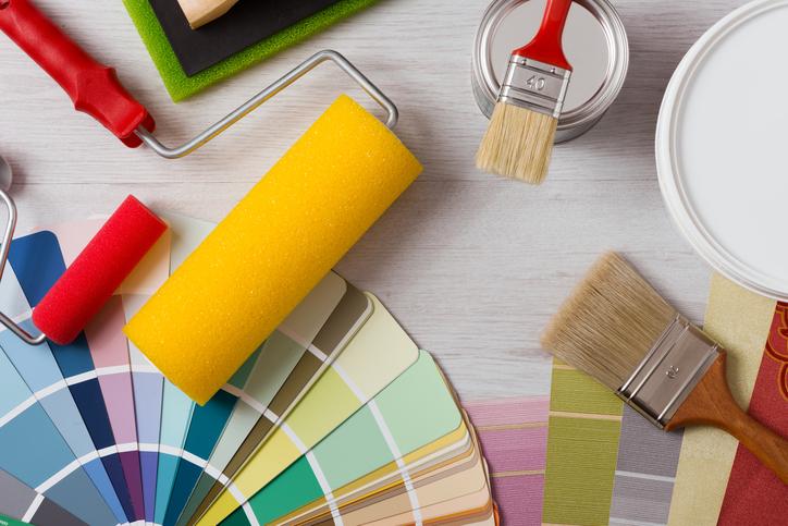 改牆換面空間也能有好氣色,色彩魔法刷出時髦新視界!