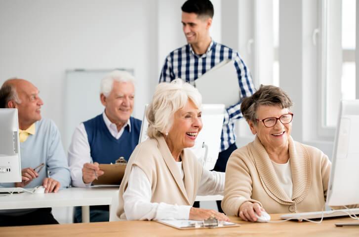 活到老學到老不只是口號,更是這個世代熟齡生活的趨勢