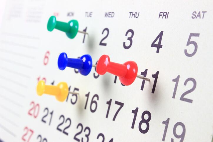 2019年連假攻略行事曆,活用7大連休假期做這5件事