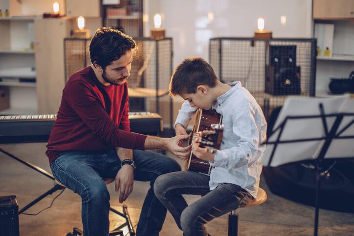 學音樂,更重要的是讓音樂成為生活的一部分,豐富心靈,陶冶性情。