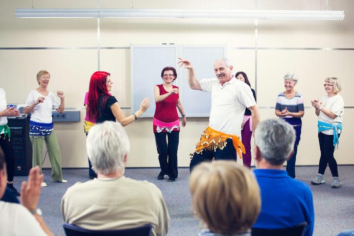肚皮舞雖然入門簡單,但對於初學者或沒有舞蹈基礎的人,難免會抱持:「我是否適合學習?」的疑問