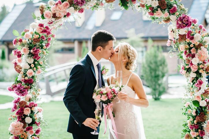 舉辦屬於你的完美婚禮,新娘與新郎必須知道的規劃及流程