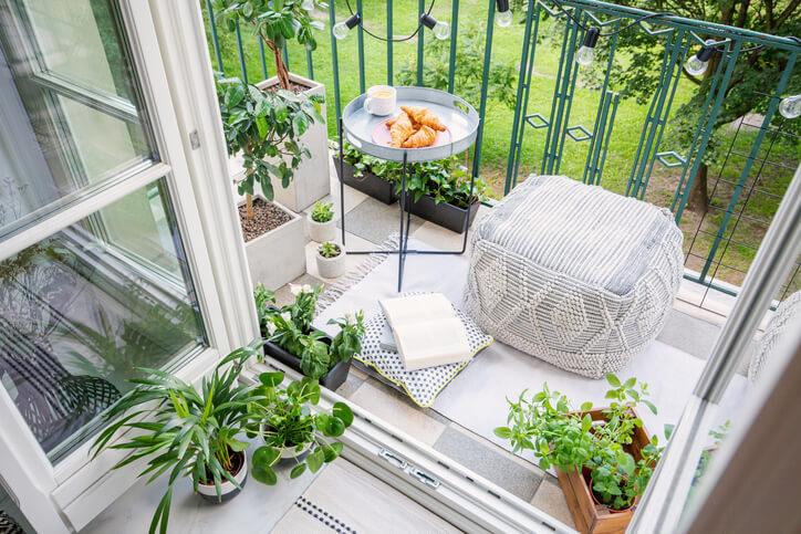 都市小農的花園景觀設計!10種陽台專屬香草與多肉植物種植推薦
