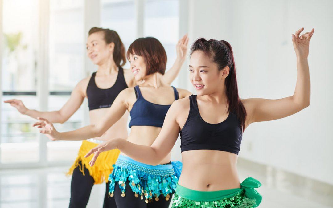 學習肚皮舞,扭腰擺臀時你不能忽略的幾個重要元素